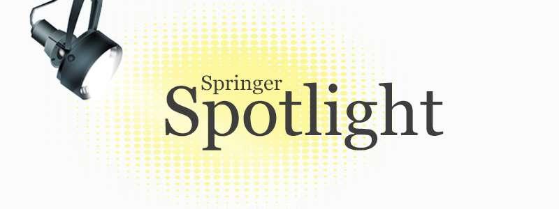 Springer Spotlight w Light Green Back